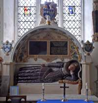 Tomb of Lady Sarah Vincent