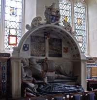 Tomb of Sir John Vincent